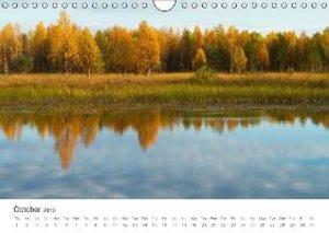 Finland nature 2015 (Wall Calendar 2015 DIN A4 Landscape)