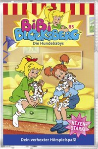 Bibi Blocksberg 85. Die Hundebabys. Cassette