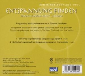 Entspannung Finden Nach E.Jacobson Vol.1