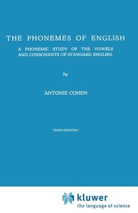 The Phonemes of English