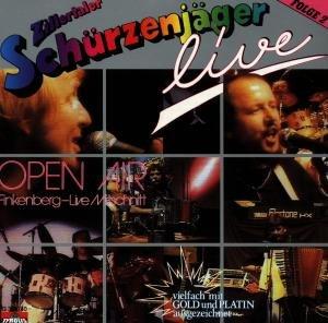 Open Air Finkenberg/Live-Mitschnitt