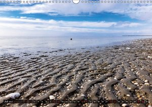 Wattenmeer Nordsee - Lichtstimmungen zwischen Land und Meer