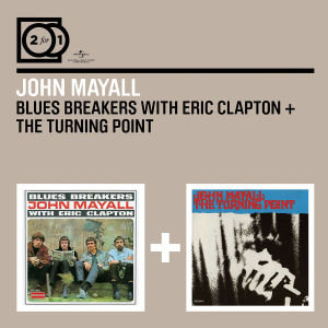 2 For 1:Bluesbreakers With Eric Cl./Turning Point