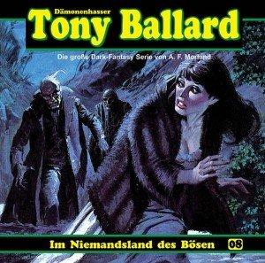 Tony Ballard 8-Im Niemandsland Der Bösen