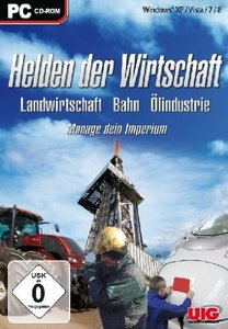 Helden der Wirtschaft (Landwirtschaft/Bahn/Ölindustrie)