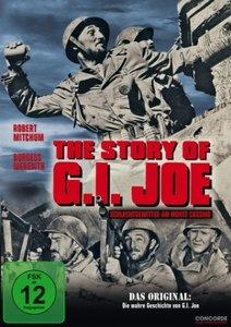 The Story of G.I.Joe-Schlachtgewitter am (DVD)