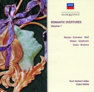 Romantic Overtures Vol.1