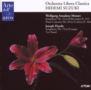 Sinfonie 33/Klavierkonzert 20 & 12/...