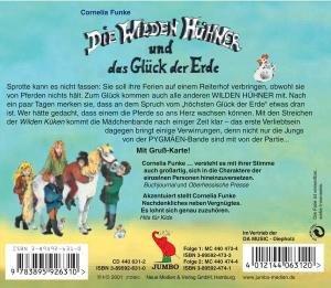 Die Wilden Hühner Und Das Glück Der Erde