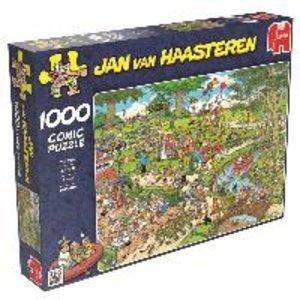 Jan van Haasteren - Der Park - 1000 Teile Puzzle