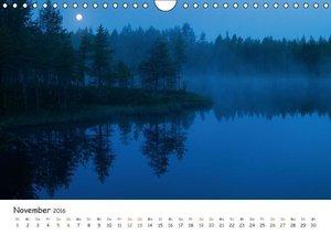 Einblick-Natur: Wildes Norkarelien (Wandkalender 2016 DIN A4 que