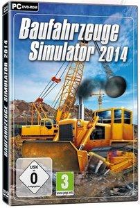 Baufahrzeuge Simulator 2014
