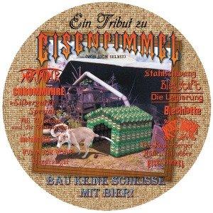Bau Keine Scheiße Mit Bier! (lim.pic.LP)