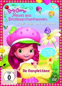 Emily Erdbeer - Komplettbox + Movie