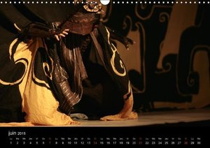 Le Prince des Pagodes (Calendrier mural 2015 DIN A3 horizontal)