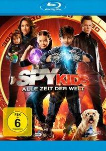 Spy Kids-Alle Zeit der Welt BD
