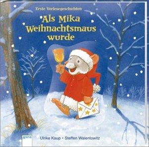 Als Mika Weihnachtsmaus wurde