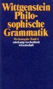 Philosophische Grammatik