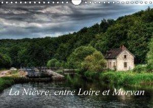 La Nièvre, entre Loire et Morvan (Calendrier mural 2015 DIN A4 h