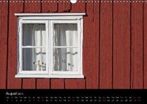 Southern Sweden (UK-Version) (Wall Calendar 2015 DIN A3 Landscap