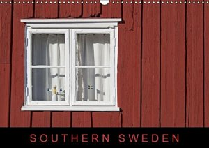 Southern Sweden (UK-Version) (Wall Calendar 2015 DIN A3 Landscap