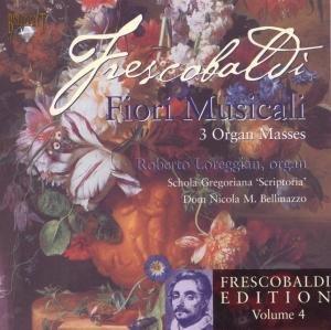 Frescobaldi Vol.4-Fiori Musicali