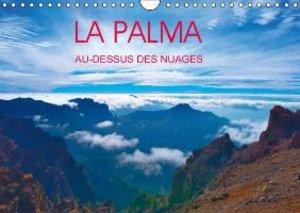 LA PALMA AU-DESSUS DES NUAGES (Calendrier mural 2015 DIN A4 hori
