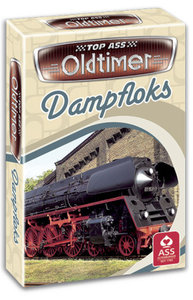 ASS Altenburger - Top Ass Oldtimer Quartett: Dampfloks