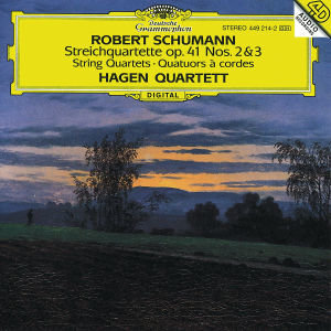 Streichquartette 2+3