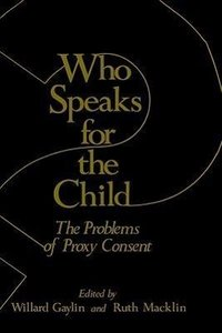 Who Speaks for the Child?