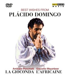 Best Wishes from Placido Domingo