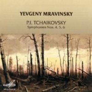 Sinfonien 4,5 & 6 (Pastorale)