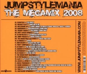 Jumpstylemania-The Megamix 2008