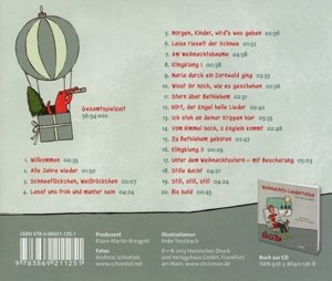 Weihnachts-Liederreise