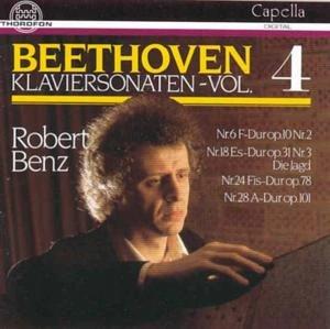 Klaviersonaten Vol.4