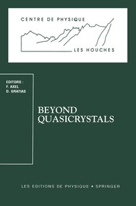 Beyond Quasicrystals