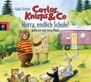 Carlos,Knirps Und Co(3)-Hurra,Endlich Schule!