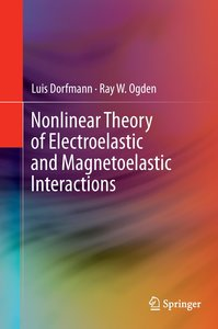 Nonlinear Theory of Electroelastic and Magnetoelastic Interactio
