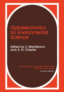 Optoelectronics for Environmental Science