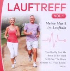 Music For Body & Soul: Lauftreff-Musik Im Lauftakt Vol.1