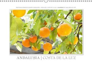 Gerlach, I: Emotional Moments: Andalusia Costa De La Luz. UK