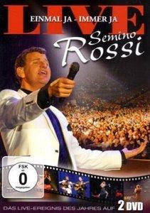 Semino Rossi - Einmal ja - Immer ja - Live