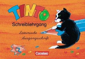 Tinto. Schreiblehrgang in Lateinischer Ausgangsschrift