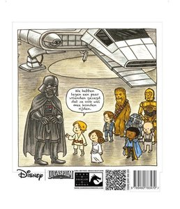Star wars darth vader BFF / druk 1