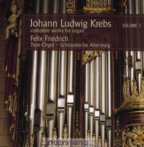 Sämtliche Orgelwerke Vol.1