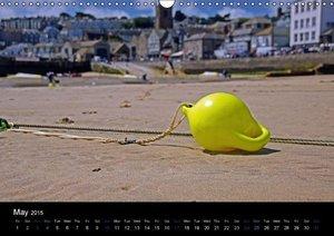 Colourful Cornwall (Wall Calendar 2015 DIN A3 Landscape)