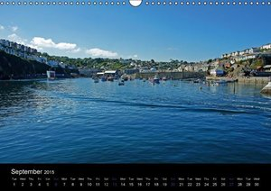 Colourful Cornwall (Wall Calendar 2015 DIN A3 Landscape)