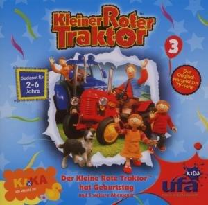 Kleiner Roter Traktor 3,Audio: Geburtstag u 5 wei