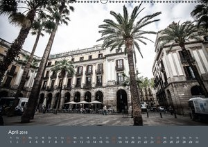 Barcelona - Faszinierende Architektur (Wandkalender 2016 DIN A2