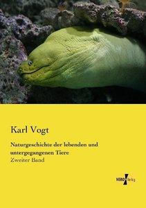 Naturgeschichte der lebenden und untergegangenen Tiere